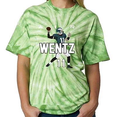 The Silo Green Philadelphia AIR Wentz PIC T-Shirt