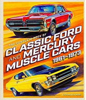 Mopar muscle barracuda dart valiant 1960 1980 marc cranswick the complete book of classic ford and mercury muscle cars 1961 1973 complete fandeluxe Gallery