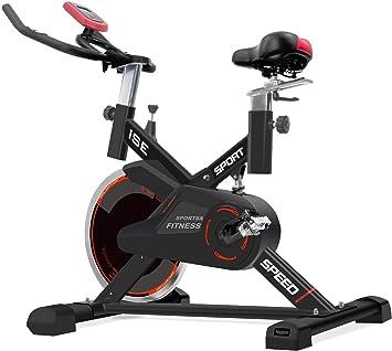 ISE SY-7005-2 - Bicicleta estática de Entrenamiento para Spinning ...