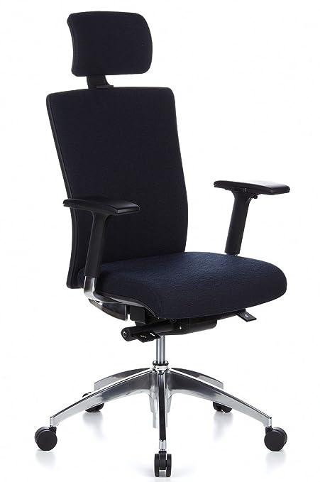Hjh Office 657402 Chaise De Bureau Chaise Bureau A Roulettes Astra