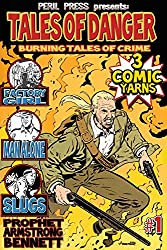 Tales of Danger: Burning Stories of Crime (English Edition)