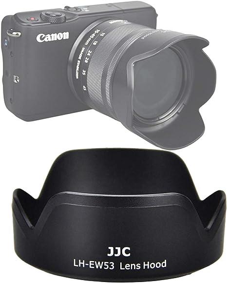 JJC LH-60C Parasol Bayoneta Canon EF 28-90mm f//4-5.6 USM EW-60C