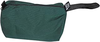 product image for BAGS USA Shaving Bag Medium Size,Toiletry Bag,Canvas Dopp Kit,Medicine Bag Made in U.s.a. (Forest Green)