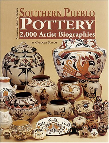 Zia Pueblo Pottery - Southern Pueblo Pottery: 2,000 Artist Biographies With Value/Price Guide : C. 1800-Present (American Indian Art Series) (American Indian Art Series)