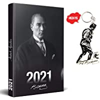 2021 Atatürk Ajanda - Başöğretmen + Kocatepe Anahtarlık