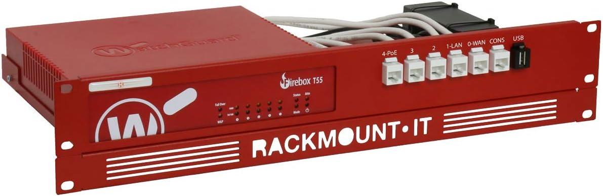 Rackmount.IT | RM-WG-T5 | Rack Mount Kit for WatchGuard Firebox T35 / T55 RM-WG-T5