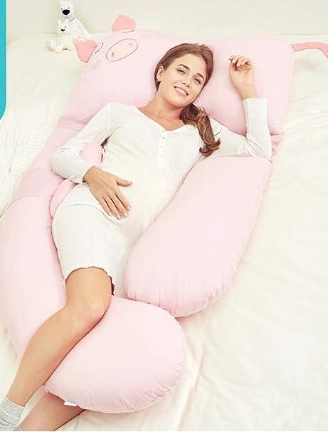Almohada para Mujeres Embarazadas, Cintura, Almohada Lateral ...