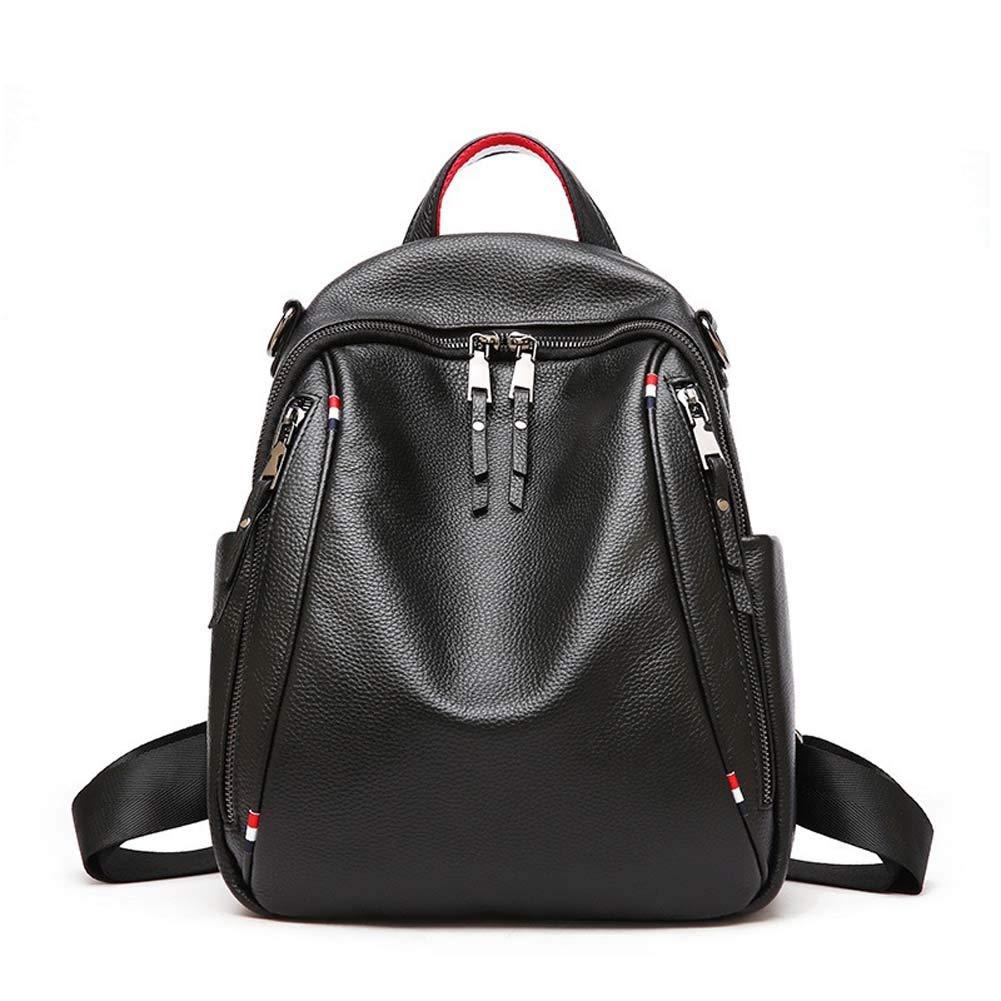 女性のためのハンドバッグファッショントートバッグショルダーバッグトップハンドルサッチェル財布ハンドル構造化ギフト B07Q7YYD2N 黒