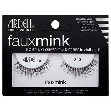 99746359011 Ardell Faux Mink #813 Black Lashes: Amazon.ca: Beauty