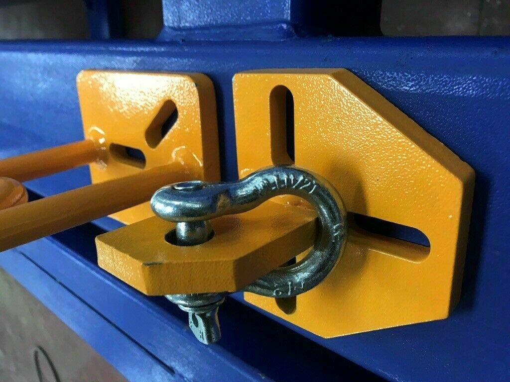MO CLAMP Style Door JAMB Post Puller 5616 + Hinge Plate 5623 Heavy Duty by 5 Star (Image #6)