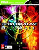 Dead or Alive Ultimate, Prima Temp Authors Staff and Eric Mylonas, 0761548882