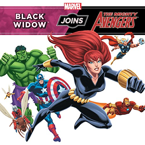 Black Widow Joins the Mighty Avengers (Marvel Storybook -