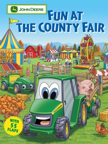 County Deere Lift Flap Books product image