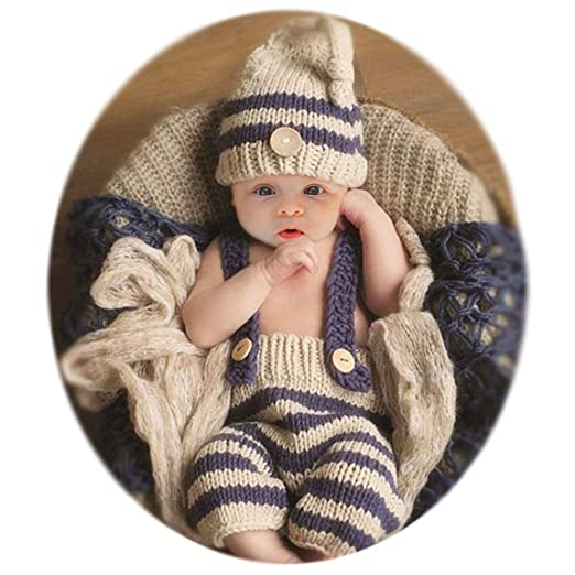 537a5b1a0ae6 Amazon.com  SUMIMARA Fashion Cute Newborn Boy Girl Baby Photography ...