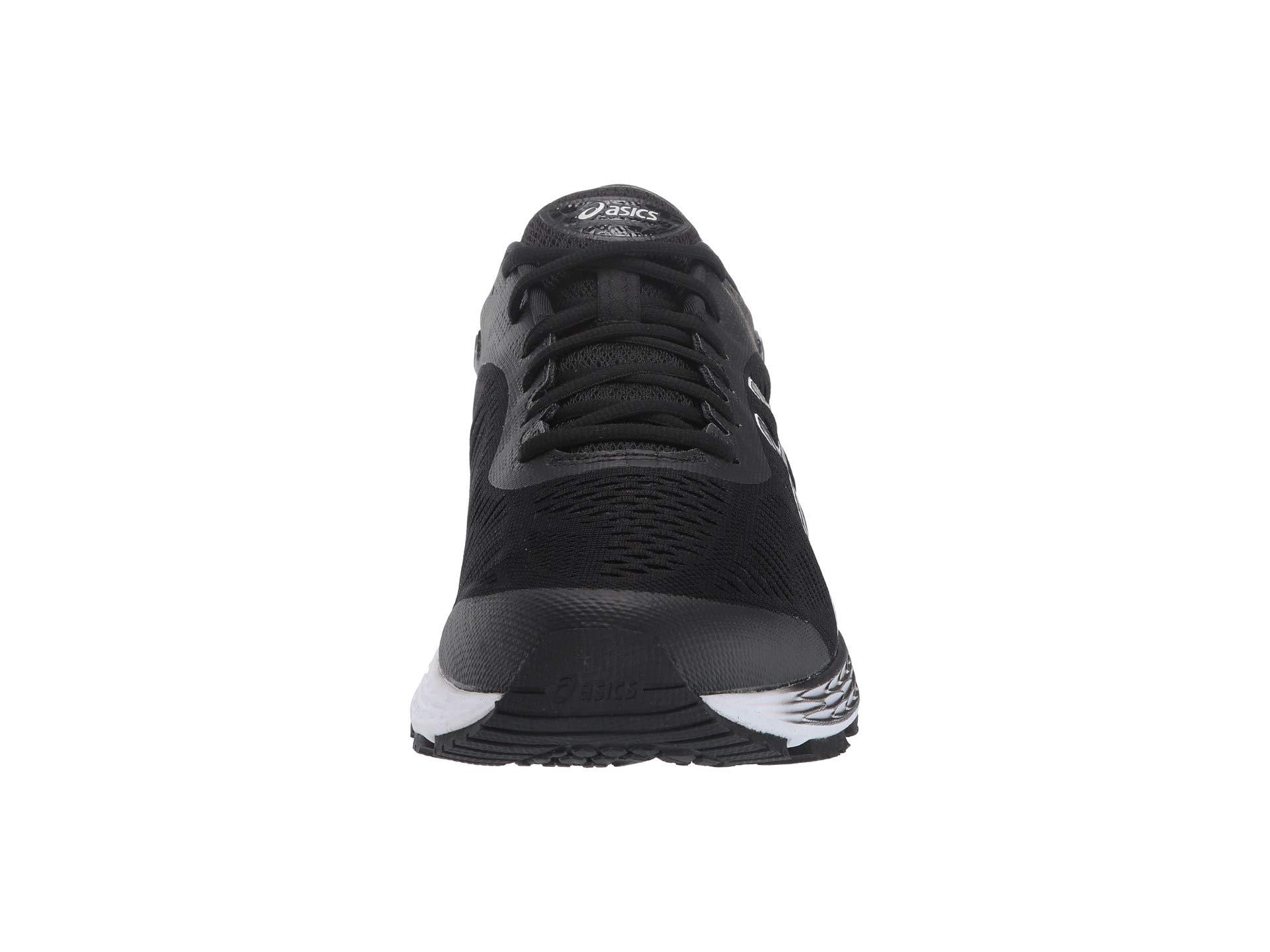 ASICS Gel Kayano 25 Men's Running Shoe, Black/Glacier Grey, 6.5 D US by ASICS (Image #5)