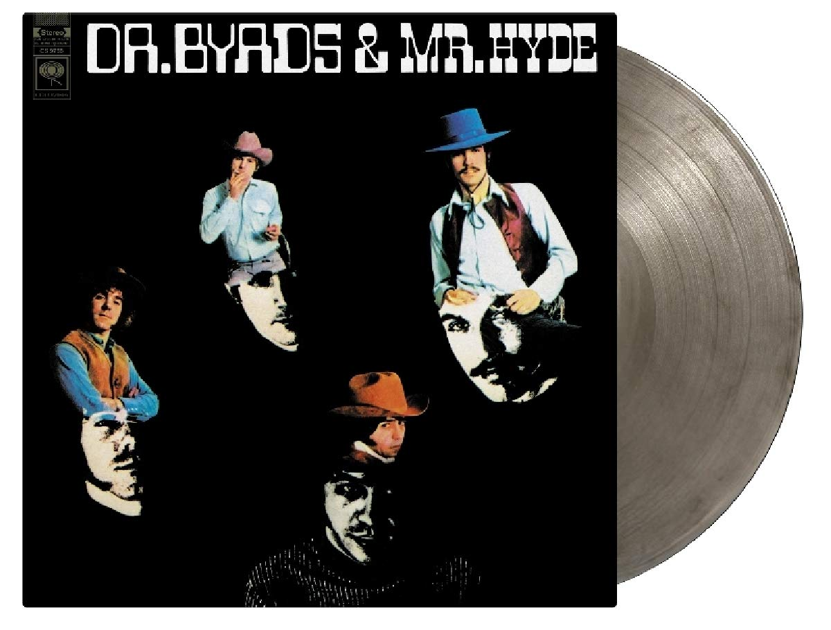 Vinilo : The Byrds - Dr Byrds & Mr Hyde (Holland - Import)