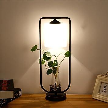 Baby Q Schreibtischlampe, Moderne Wohnzimmer Studie Schlafzimmer Vertikale  Pflanze Wasserkultur Dekorative LED Lampe