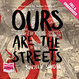 Ours Are the Streets Audiobook