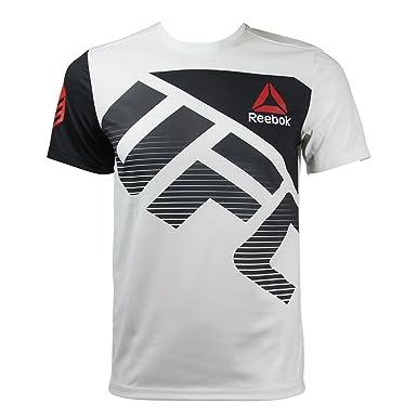 76444da0 Reebok T-Shirt UFC Fight Kit Ronda Rousey - XL: Amazon.co.uk: Sports ...