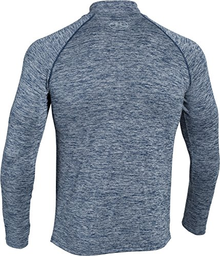 Under Armour Men's Tech 1/4 Zip, Academy/Steel, X-Large by Under Armour (Image #3)