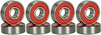 esKape Abec-9 608-RS Longboard Bearings