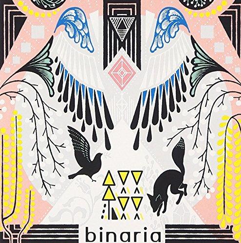 binaria / 綴[DVD付初回限定盤]の商品画像