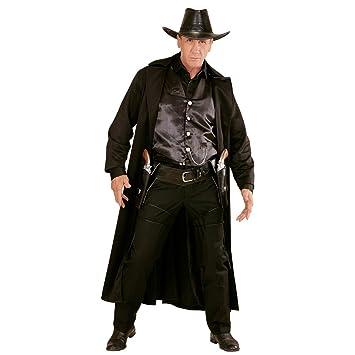 78f57de10e07 NET TOYS Porte-Pistolet Western avec deux étuis Holster Pistolet Cowboy  Noirs Sheriff Ceinture Revolver