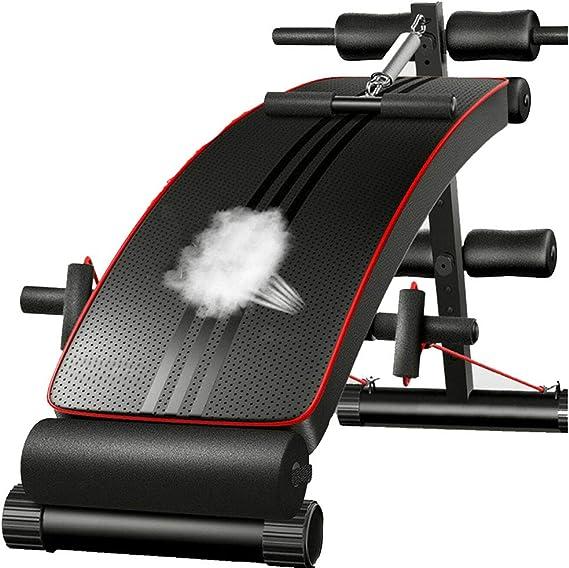 Sit Up Bank Trainingsbank Fitnessbank Bauchbank Bauchtrainer Rückentrainer Sport