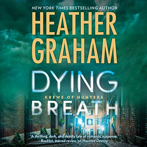 Dying Breath: Krewe of Hunters, Book 21 Audiobook [Free Download by Trial] thumbnail