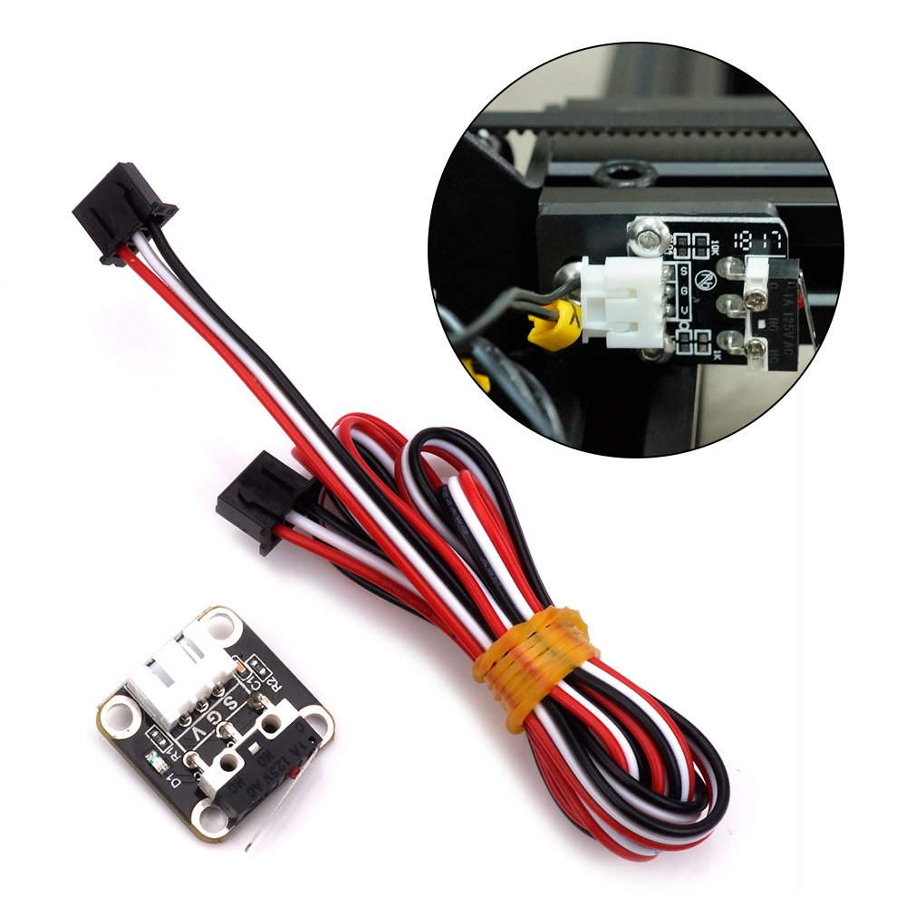 3d Printer Parts And Accessories Fysetc Limit Switch Reprap Wiring Diagram Mechanical Module Endstops With