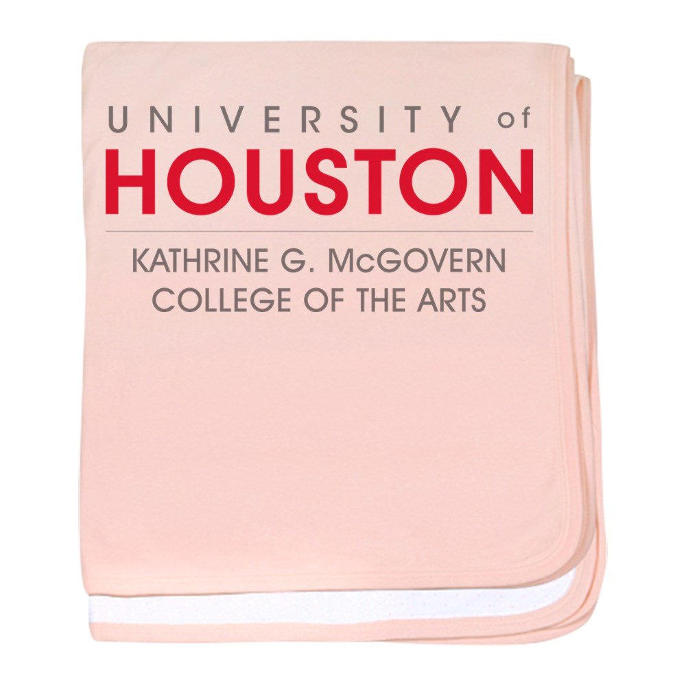 CafePress - Houston Cougars College Of Arts - Baby Blanket, Super Soft Newborn Swaddle