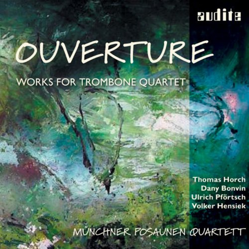 (Overture: Works for Trombone Quartet / Various)