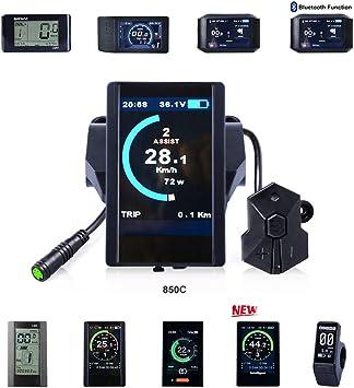 Bafang Pantalla eléctrica de Bicicleta BBS (MM G320 / G340) HMI de ...