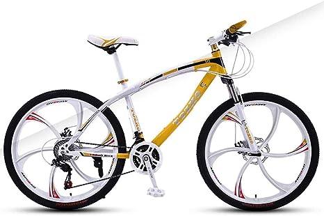 Bicicleta de montaña Bicicletas niños, doble freno de disco de ...