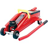 Torin Big Red Hydraulic Trolley Floor Jack, 2 Ton Capacity