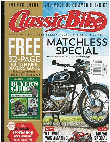 Classic Bike Magazine April 2019