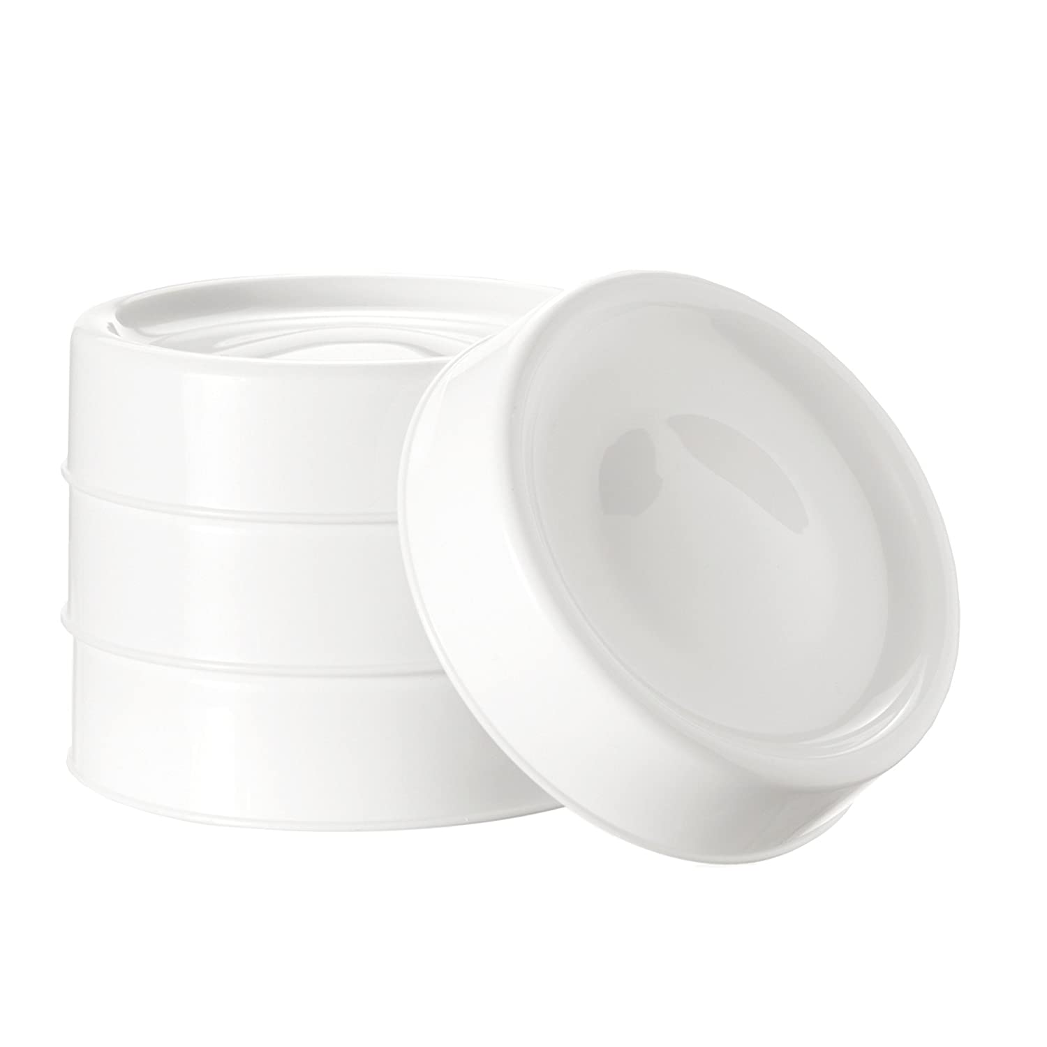 Tommee Tippee Closer To Nature 4x Milk Storage Lids BabyCentre 43136171