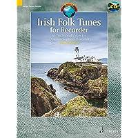 Irish Folk Tunes for Descant Recorder: 63 Traditional Pieces