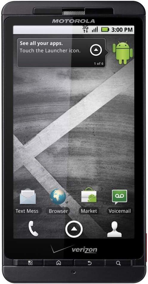 Amazon Com Verizon Motorola Droid X No Contract 3g Android Wifi Smartphone
