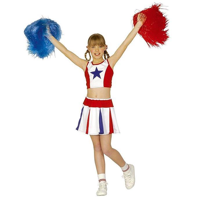 Cheerleader Pompon Pom Pom schwarz Pompons Tanzwedel Bommel Cheer Puschel Wedel