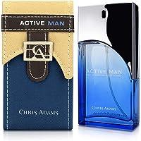 Chris Adams Perfumes Active Man Eau De Perfume For Men, 100 ml