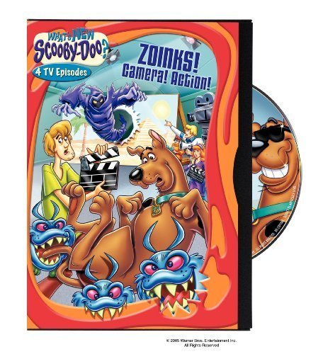 What's New Scooby-Doo, Vol. 8 - Zoinks! Camera! Action! by WB Television Network, The by Russell, Gatrall, Jeffrey, Jeralds, Scott, Maltby Calabrese