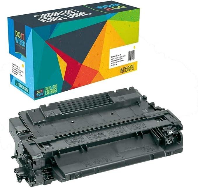 Do It Wiser Compatible Toner Cartridge For Hp P3015 Bürobedarf Schreibwaren