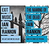 Ian Rankin 2 Book set from the DI John Rebus series - Exit Music & The Naming of the Dead