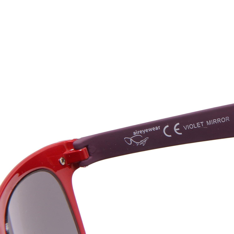 AirDP - Gafas de sol - para mujer rojo Talla única : Amazon ...