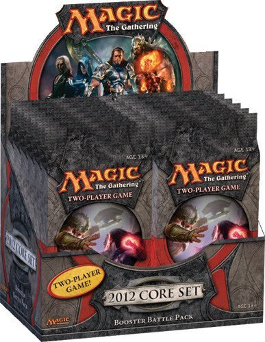 Magic the Gathering 2012: Booster Battle Pack Display (12) by Wizards of the Coast