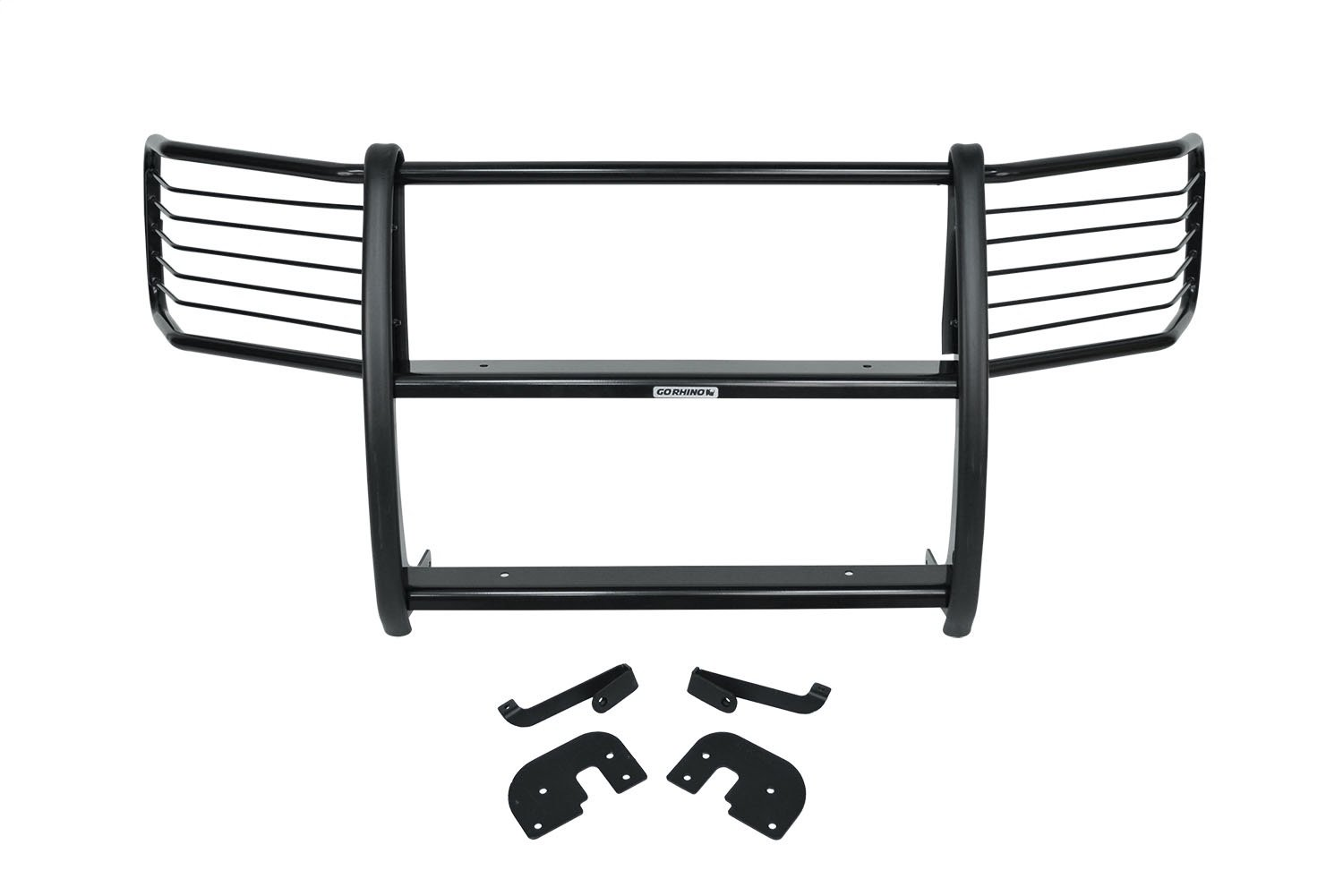 Go Rhino!! (3155MB 3000 Series StepGuard Grille and Brush Guard