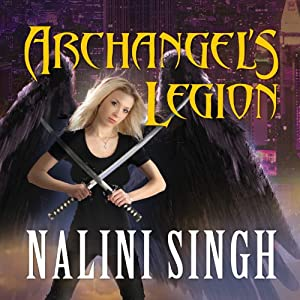 Archangel's Legion Audiobook
