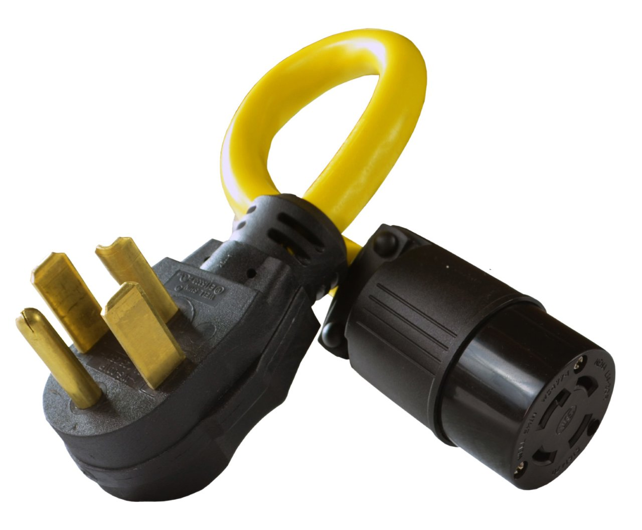 Safely Use Extension Cords When Charging An Electric Car