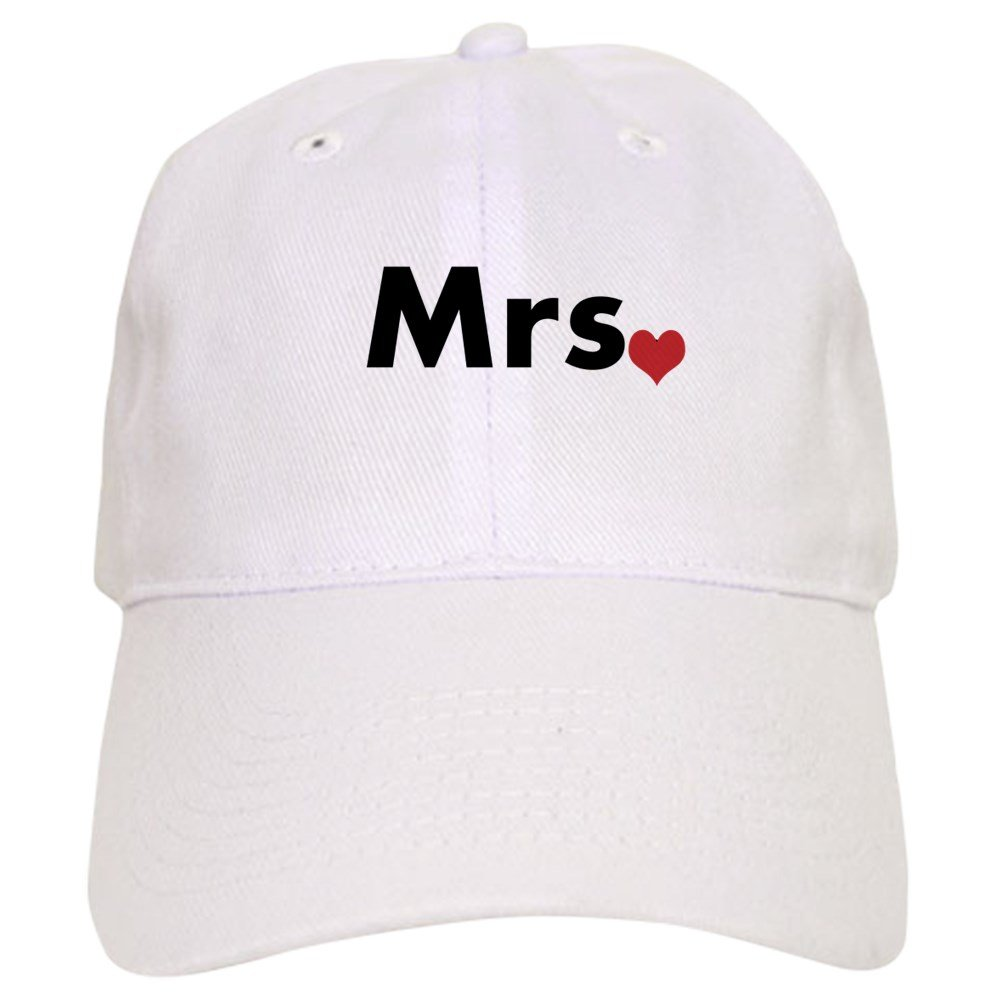 07dc36733 CafePress Mr and Mrs Matching Hats Baseball Cap